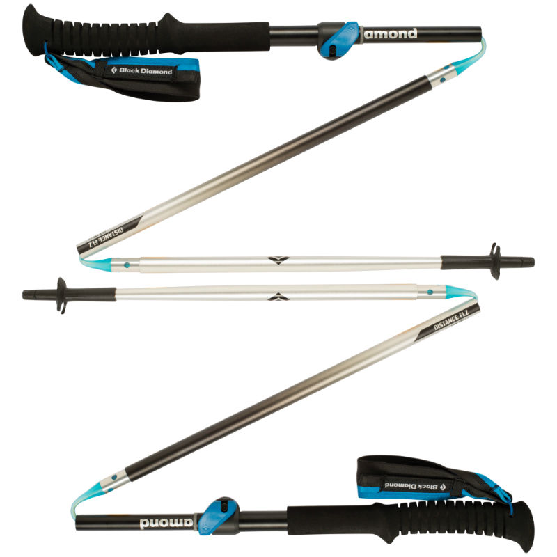 Women's Black Diamond Distance FLZ Trekking Poles