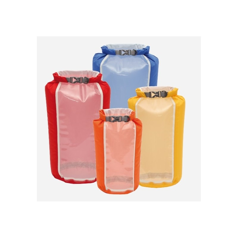 Exped Clear Drybag Four Pack
