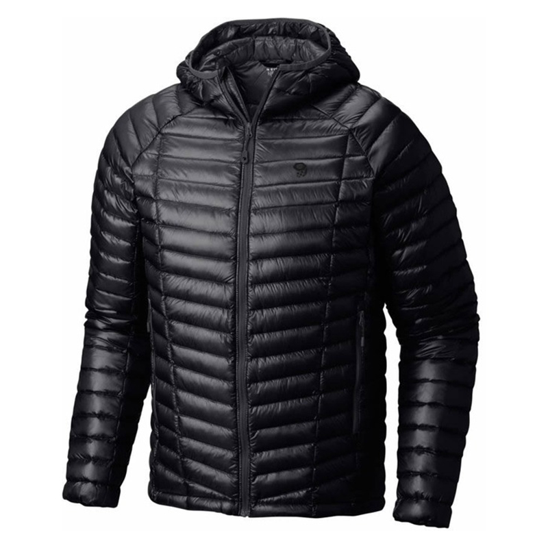 Mountain Hardwear Hooded Ghost Whisperer Jacket