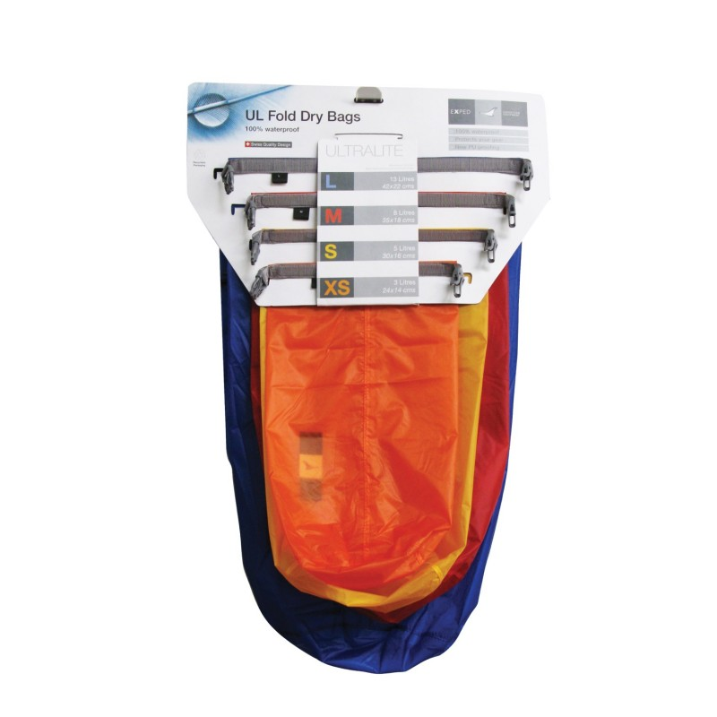 Exped Ultra Light Drybag Four Pack